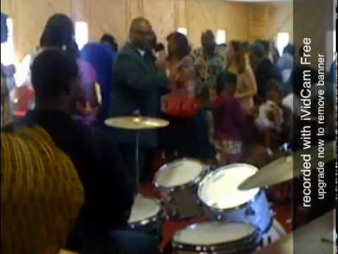 End Of Church Service