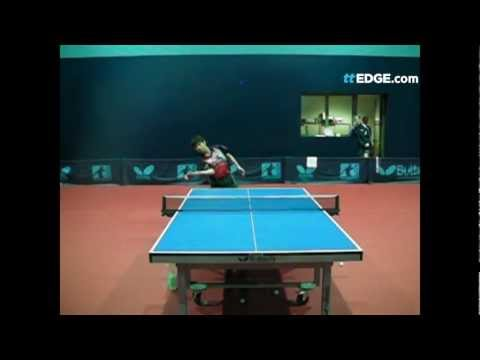 EXPOSED Fastest Serve Ever Ultra Slow Motion