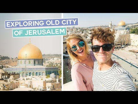 Exploring the Old City of Jerusalem