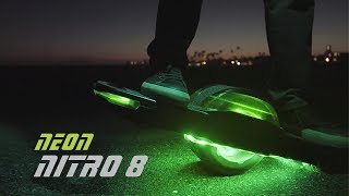 Introducing the Neon Nitro 8 - Self Balancing Electric Skatebo…