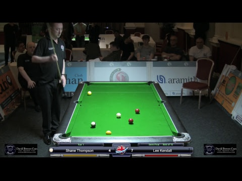2019 EPA Tour 1 - Semi Final - Shane Thompson v Lee Kendall