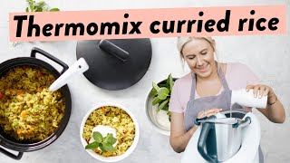 Curried Rice in Thermomix
