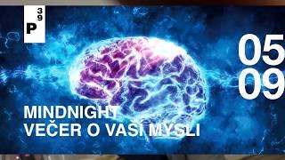 Mindnight #1: Večer o vaší mysli