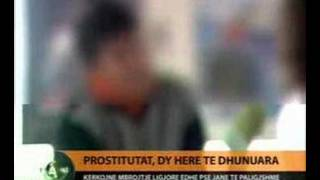 Albanian news on sex work