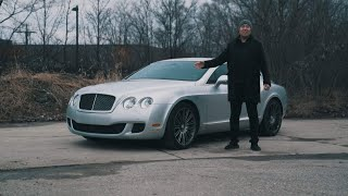 What Is A 10 Year Old, $60,000 Bentley Continental GT Speed Like?