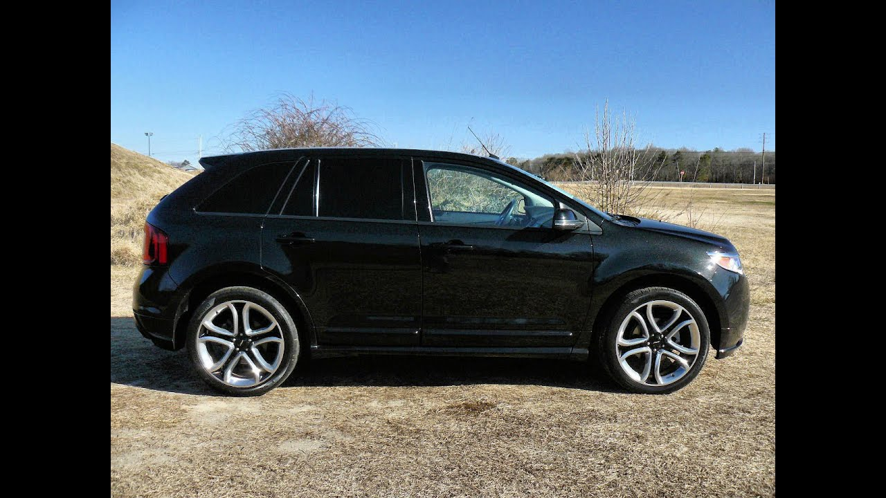 used cars and trucks for sale in maryland delaware virginia 2014 ford edge sport dx40841a. Black Bedroom Furniture Sets. Home Design Ideas