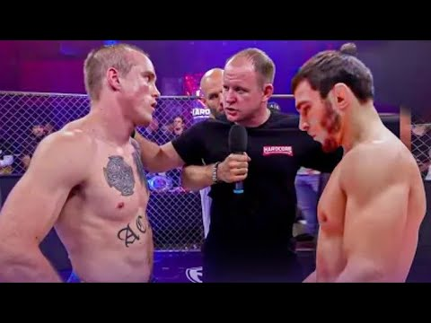 Акаб vs Мариф Пираев. Полный бой. За кадром