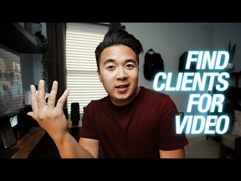 How Do I Get Clients For Videos WITHOUT LEAVING HOME??
