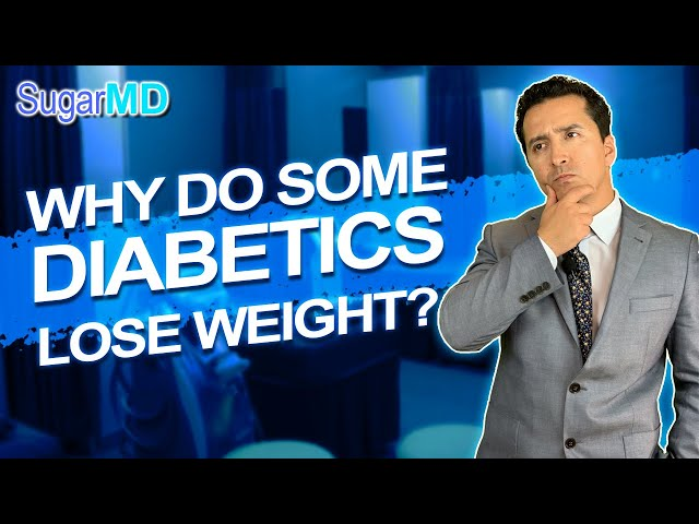 How To Gain Weight With Diabetes IF You are Underweight. SUGARMD