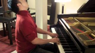 Grown Up Christmas List- Piano Cover