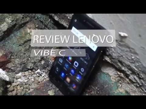 Review Lenovo Vibe C Indonesia - Cocok Kah Buat Kamu?