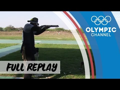 ISSF World Cup | RE-LIVE | Men's Trap Final / Rifle, Pistol
