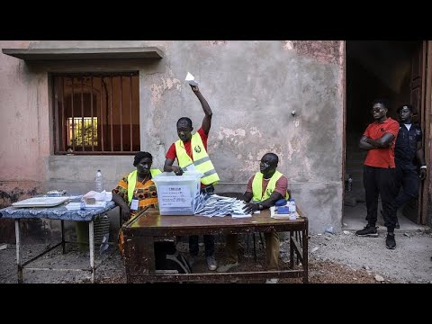 Guiné Bissau escolhe presidente