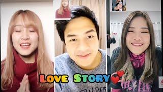 LOVE STORY (Jessica Jane x Jerome Polin x Erika Chan)