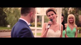 Свадьба Владимира и Дарьи / видеосъемка свадеб в Солнечногорске