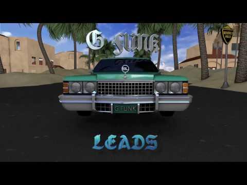 G-FUNK LEADS (FREE DOWNLOAD) Inspired by WARREN G, DJ BATTLECAT, DJ QUIK