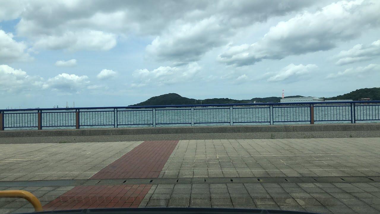 神奈川から福岡まで1000kmの旅!福岡県門司港到着!
