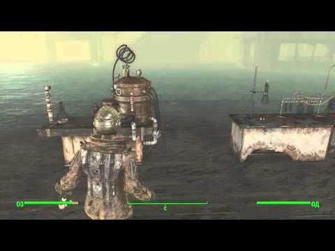 Как выйти из комнаты админа fallout 4