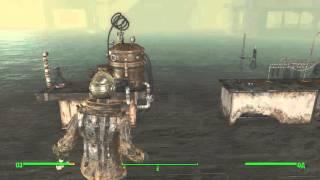 Fallout 4 Как попасть и выйти из комнаты разработчиков
