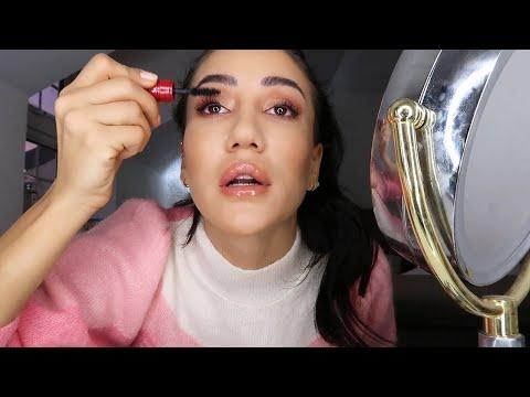 Chatty Get Ready With Me Makeup Tutorial   Tamara Kalinic