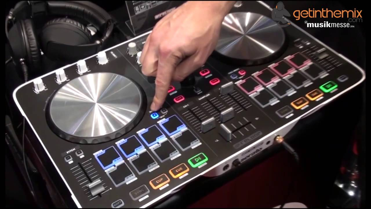 Reloop BeatMix 2 Pad Controller Drivers Download