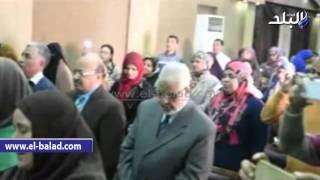 بالفيديو والصور.. محافظ الفيوم يشهد الاحتفال بتكريم الأمهات المثاليات بنادي قارون