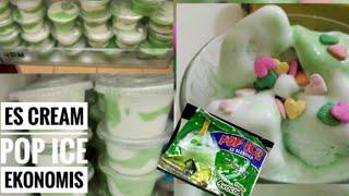 Gambar cover Resep es cream pop ice super ekonomis