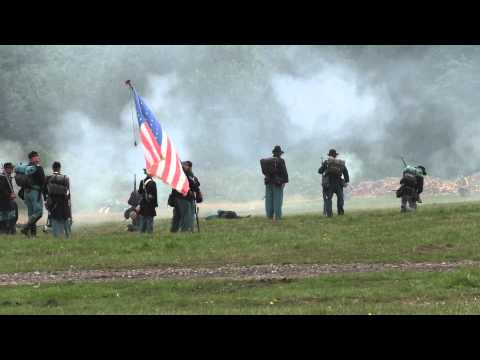 MILITARY ODYSSEY pt 4, AMERICAN CIVIL WAR