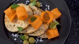 """Рецепт """"Ветчина из лосося с кальмарами"""" в ветчиннице REDMOND RHP-M02"""