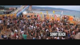 SUNNY BEACH Bulgaria Summer Dance  (Солнечный Берег)(Sunny Beach Night Life - Солнечный Берег Ночная Жизнь., 2013-12-03T21:44:52.000Z)