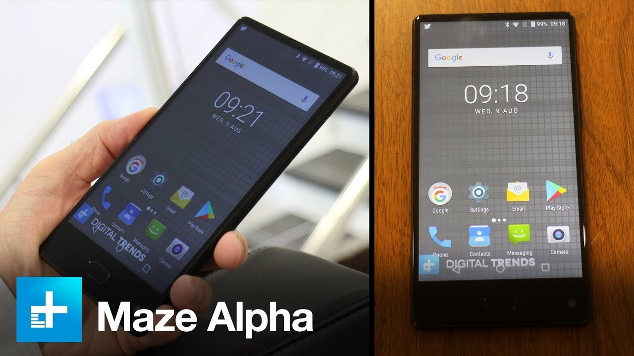 Maze Alpha Hands On Review