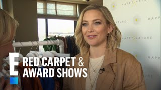 Kate Hudson's Spring Weight Loss Goal After Baby No. 3 | E! Red Carpet & Award Shows