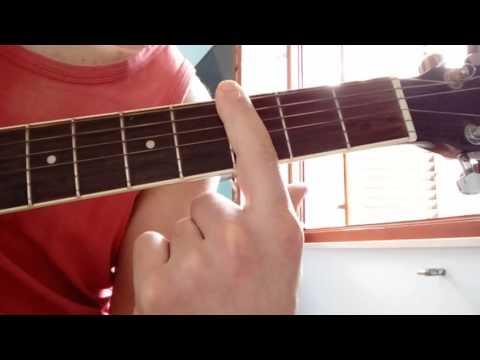 Accordo Re#/Mib - Chord D# /Eb