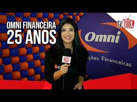 Omni Financeira |  25 Anos  :: TV ZINE #923