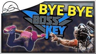 Bye Bye Boss Key - LawBreakers & Radical Heights developer shuts down