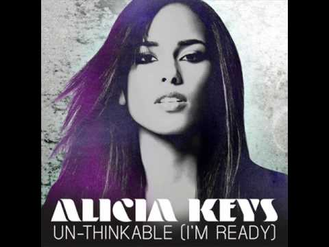 Alicia Keys - Un-thinkable (I'm Ready)  Official Instrumental