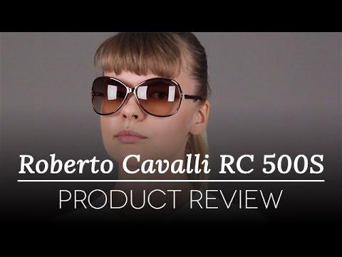 Roberto Cavalli Sunglasses Review - Roberto Cavalli Variscite RC 500S 34F Sunglasses