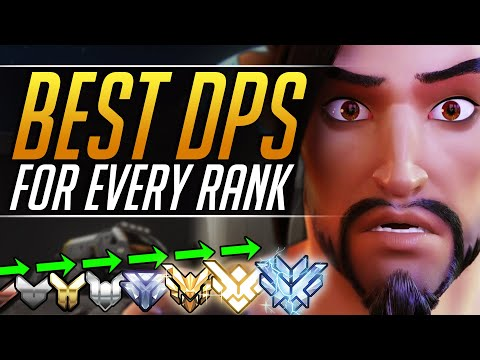 #1 INSANELY BROKEN DPS Hero You MUST PLAY at Every Rank: NEW Meta Tips  Overwatch Pro Ranked Guide