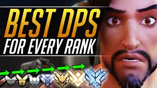 #1 INSANELY BROKEN DPS Hero You MUST PLAY at Every Rank: NEW Meta Tips - Overwatch Pro Ranked Guide