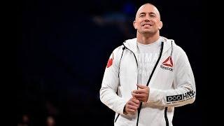 UFC apresenta: GSP - A lenda está de volta!