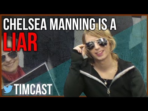 CHELSEA MANNING IS A LIAR