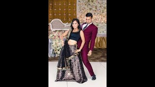 Kala Chashma performance - original choreography - indian wedding reception dance - Mitul & Chelsey