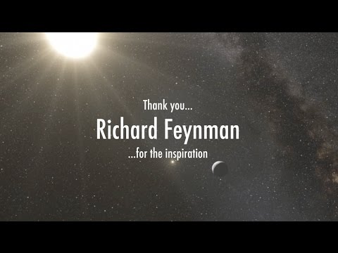 RICHARD FEYNMAN - Nature of Nature