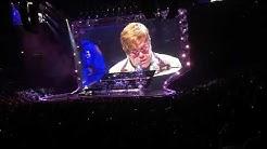 "Farewell yellow Brick road Elton John ""Sugar Bear "" tour sunrise, Florida"