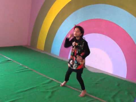 Nanhi pari dancing on Kudiyanu thag le || Solanki Family || Marriage @ kumher, Bharatpur (Rajasthan)