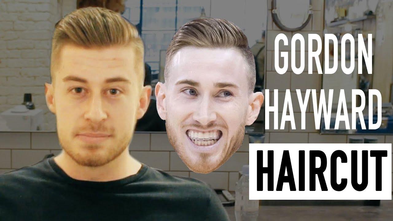 Gordon Hayward Haircut