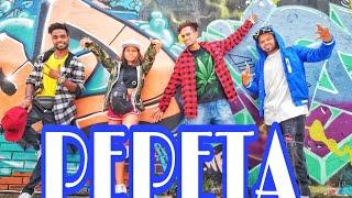 #PEPETA Nora Fatehi, Ray Vanny-Pepeta |zumba dance choreography | Wetheonecrew