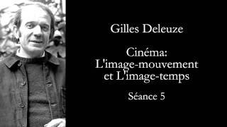 Deleuze: Cinéma: L