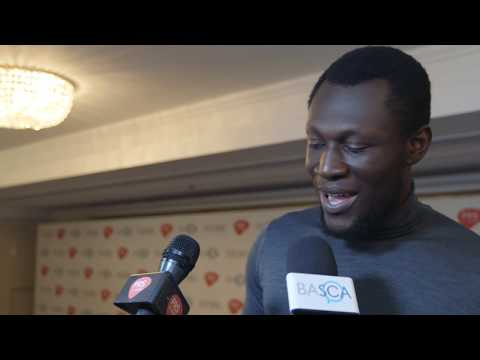 The Ivors 2018: Stormzy Gives Advice to Young Songwriters