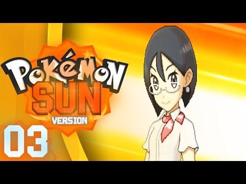 """Back to Class We Go"" Pokemon Sun Playthrough Episode 03 w/Danekii"